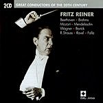 Fritz Reiner Great Conductors Of The 20th Century