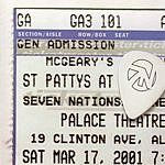 Seven Nations Live At The Palace Theatre