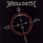 Megadeth Cryptic Writings (Remixed & Remastered)