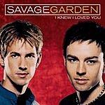 Savage Garden I Knew I Loved You (2-Track Single)