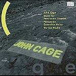 Markus Hauke John Cage: Music For Percussion Quartet