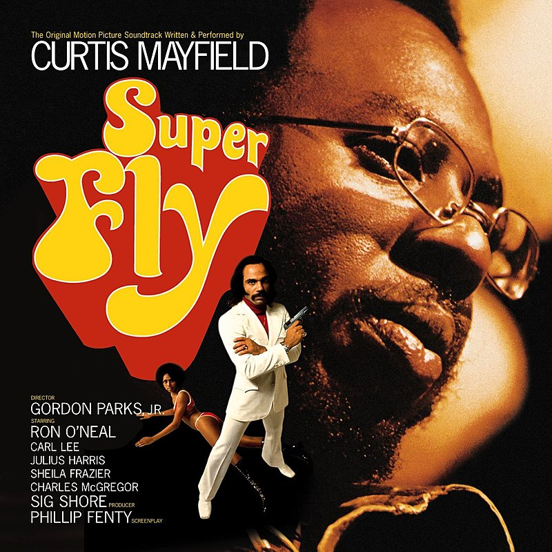 Cover Art: Superfly