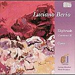 Radio Symphony Orchestra Of Frankfurt Luciano Berio: Ekphrasis (1996); Coro For Orchestra & 40 Voices (1976)