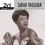 Sarah Vaughan 20th Century Masters - The Millennium Collection: The Best Of Sarah Vaughn