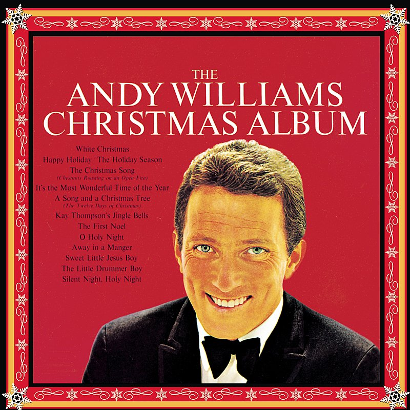 Cover Art: The Andy Williams Christmas Album