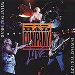 Bad Company What You Hear Is What You Get: The Best Of Bad Company (Live)