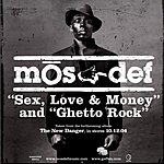 Mos Def Sex, Love & Money (Parental Advisory)