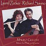 Laurel Zucker Mauro Giuliani: Music For Flute And Guitar