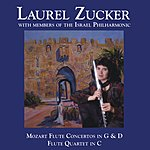 Laurel Zucker Mozart Flute Concertos And Quartet