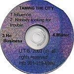 UTB Taming The City