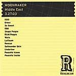 Moonraker The Middle East - Cambridge, MA - 3.27.03