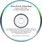 Henry Doss Two Songs