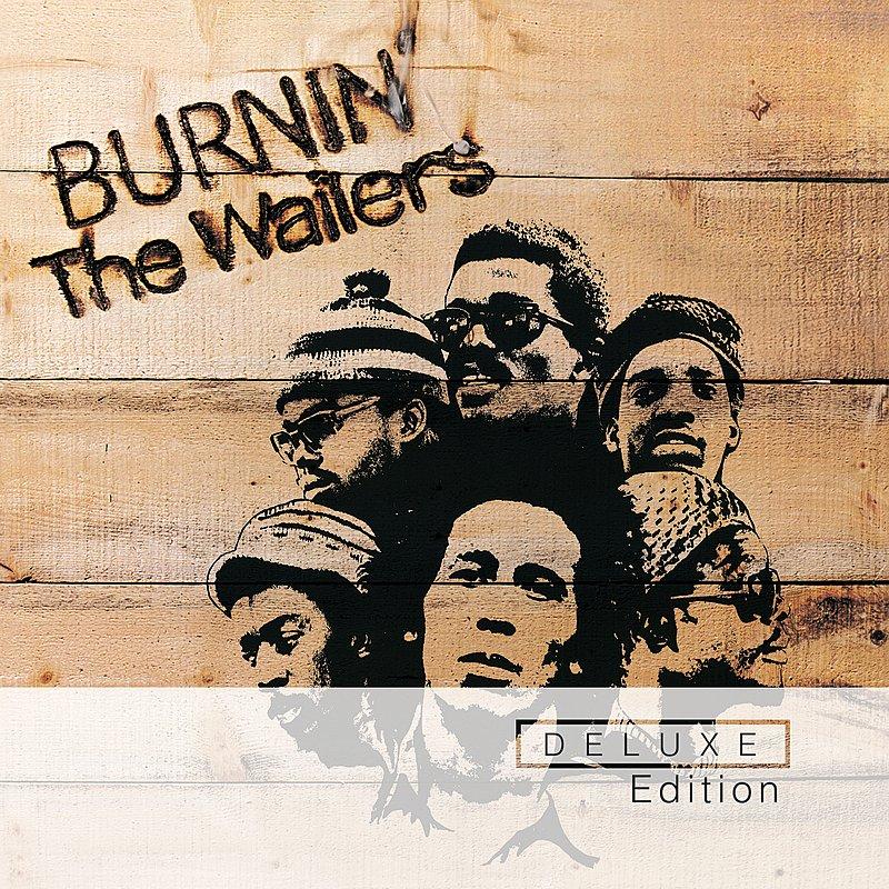 Cover Art: Burnin' (Deluxe Edition)