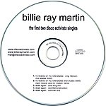 Billie Ray Martin Disco Activisto: The First Two Singles