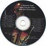 Jean-Claude Toran A Monster Poet Jean-Claude Toran With Ron Richardson