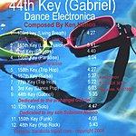 Ken Nunoo 44th Key (Gabriel)