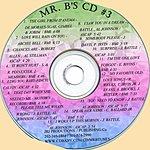 Mr. B. Mr .  B's  CD  #3