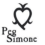 Peg Simone Branded Heart