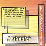 Michael Merrell At The Feet Of Jesus