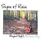 Signs Of Rain August Night, Autumn Sky