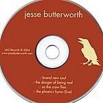 Jesse Butterworth As The Crow Files EP