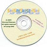 Blaise Songs By Blaise