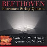Borromeo String Quartet Beethoven: 2 Quartets