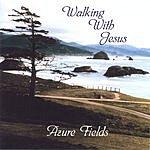 Azure Fields Walking With Jesus