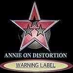 Annie On Distortion Warning Label EP