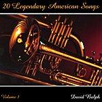 David Balph 20 Legendary American Songs With 10 Christmas Classics