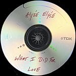 Alyze Elyse What I Did For Love