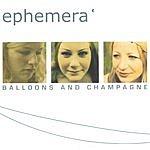 Ephemera Balloons And Champagne