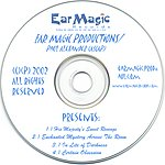 Ear Magic Productions ElectroMagneticTrancefer, 1 (Limited Edition EP)