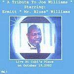 Mr. Blues A Tribute to Joe Williams