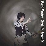 Paul Fenton Live! In Toronto