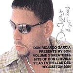 Don Ricardo Garcia Don Ricardo Garcia Presents, Vol.3: Greatest Hits Of Don Chezina And The Super Stars Of Reggaeton 2004 (Collectors Edition)