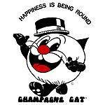 El Guardino Phat, Phat, Phat The Champagne Cat