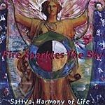 Fire Sparkles The Sky Sattva- Harmony Of Life