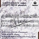 Bologni Bruno Violin Duo Janacek/Prokofiev Violin Sonatas