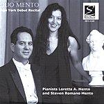 Duo Mento New York Debut Recital