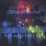 Diana Senechal Fish Wigs Hats Rats