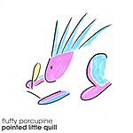 Fluffy Porcupine Pointed Little Quill