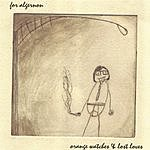For Algernon Orange Watches & Lost Loves