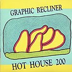 Graphic Recliner Hot House 200