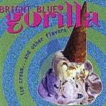 Bright Blue Gorilla Ice Cream & Other Flavors