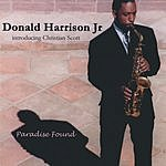 Donald Harrison Paradise Found