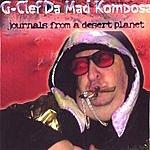 G-Clef Da Mad Komposa Journals From A Desert Planet