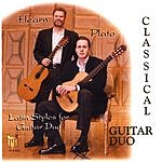 Hearn - Plato Guitar Duo Latin Styles For Guitar Duo