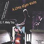 G. F. Mlely Trio A Little Night Waltz