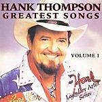 Hank Thompson Legendary Artist Series: Greatest Songs, Vol.1